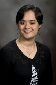 Devi Parikh, Asst Professor, Electrical and Computer Engineering.